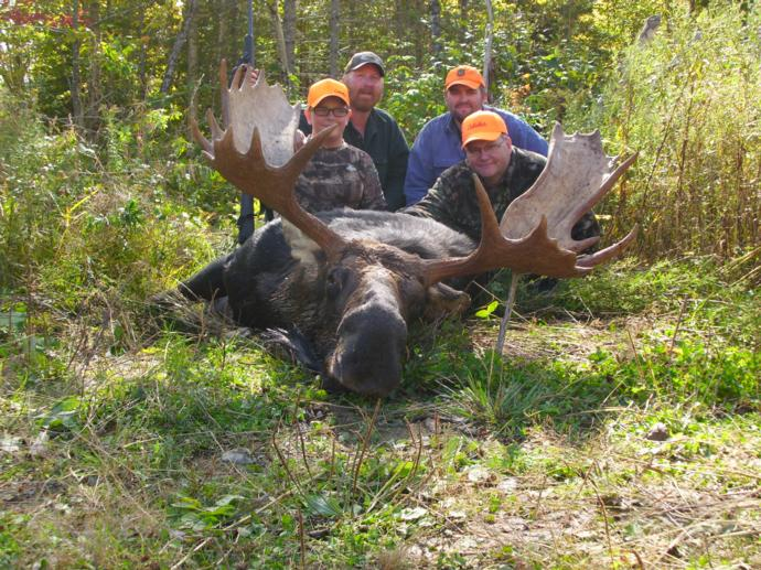 2018 Maine Moose Season